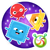 Candy Shapes - App for Toddler