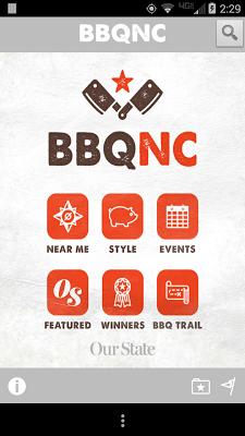 BBQ North Carolina - screenshot