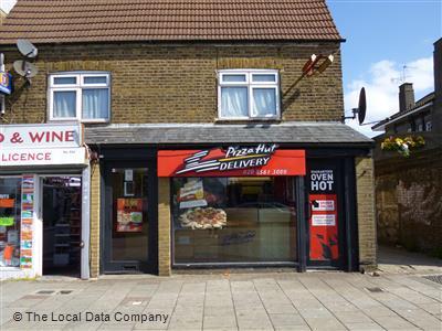 Pizza Hut Delivery On Uxbridge Road Pizza Takeaway In