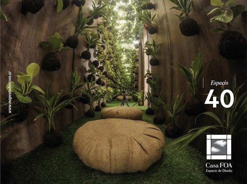 Casa FOA 2016: Showroom Sponsors - Andrea Ruiz Romero, Mariana Paccieri, Paula Casado
