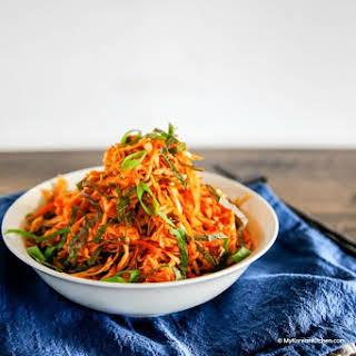 Spicy Vinegar Coleslaw Recipes.
