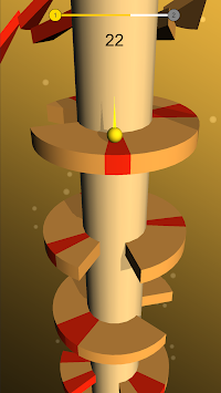 Helix Jump Breakdown Spiral Tower Game