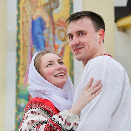 Wedding photographer Vladimir Kr (volniyveter). Photo of 24.02.2017