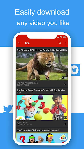 Video Downloader & mp3 download screenshot 4