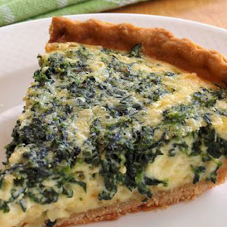 Spinach & GruyèRe Quiche Recipe