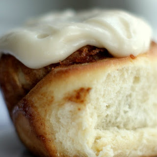 The Best Cinnamon Rolls Ever