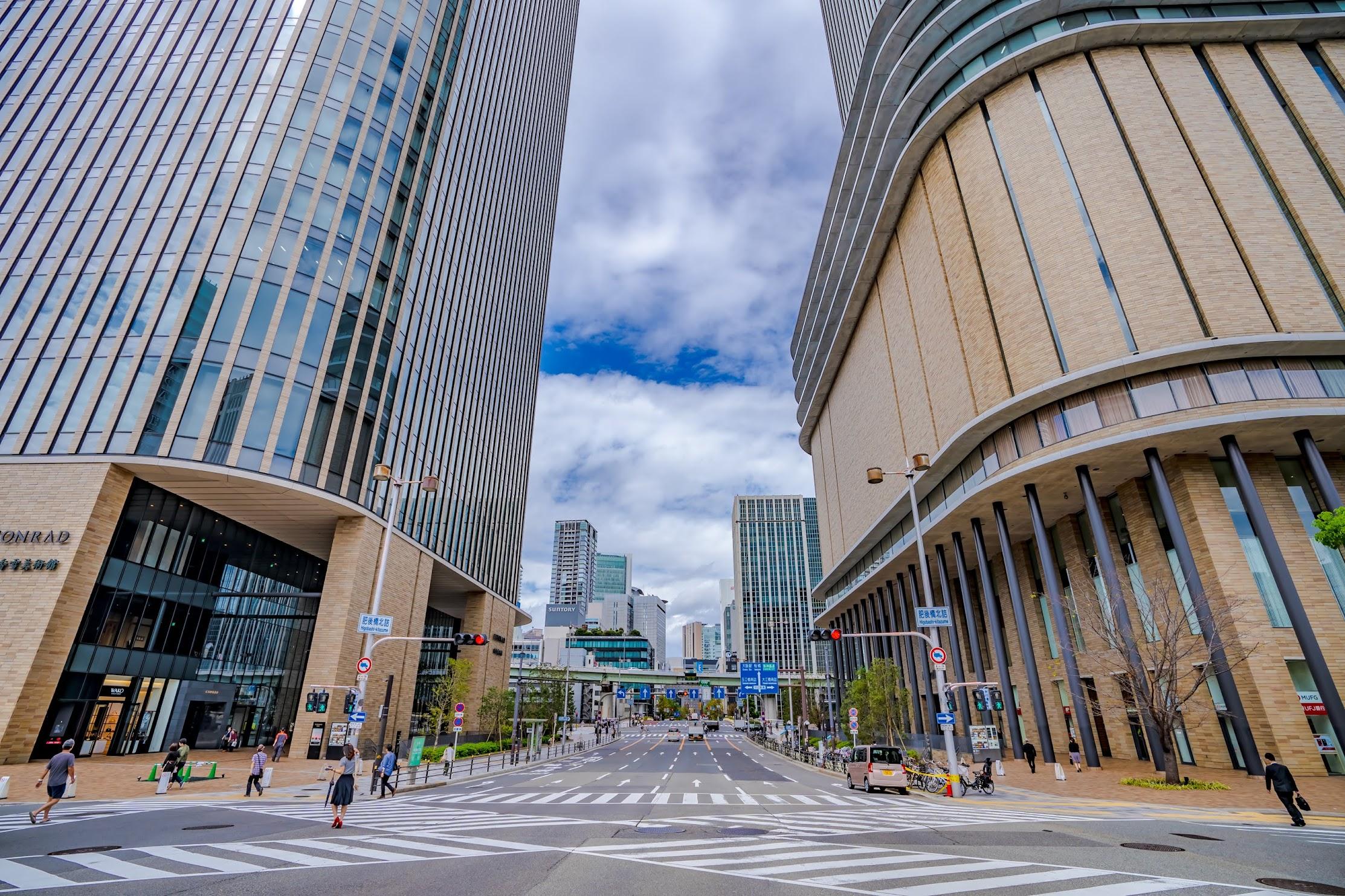 大阪 フェスティバルシティ