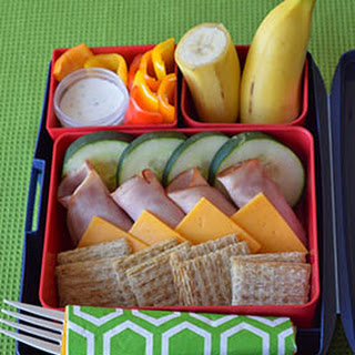 Easy Lunch Stackers Bento Box.