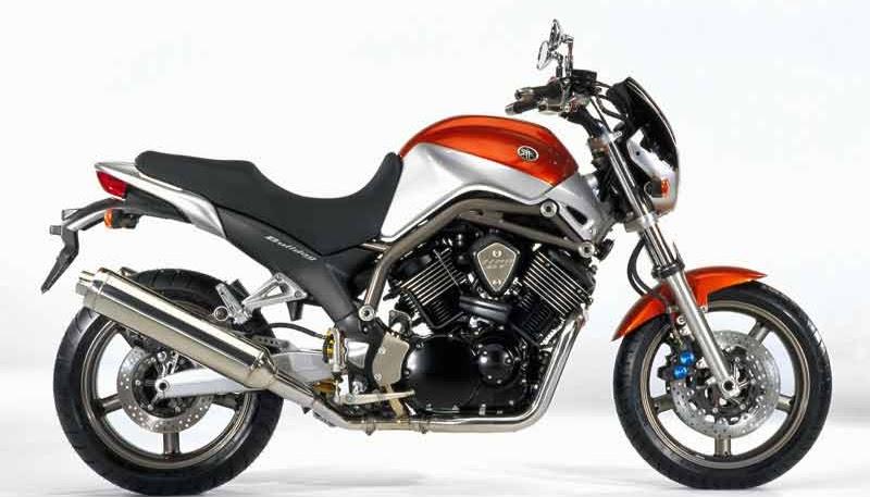 Yamaha BT 1100 Bulldog-manual-taller-despiece-mecanica