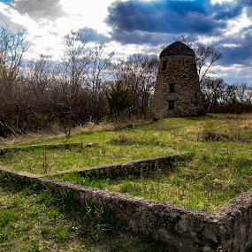 Seppman's Mill by Chase Maurine - Buildings & Architecture Decaying & Abandoned