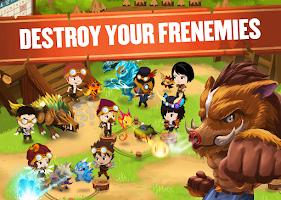 Screenshot of Battle Camp