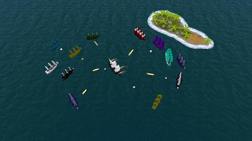 Battle of Sea: Pirate Fight 1.6.9 screenshots 1