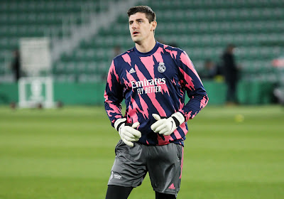 "Le Real Madrid a eu de la chance de se qualifier selon Thibaut Courtois : ""On a souffert"""