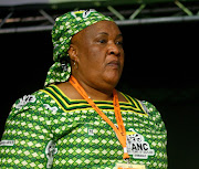 Sisi Ntombela has been recommended as the Free State premier.