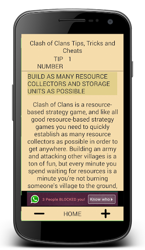 Tips for win in Clash of Clans