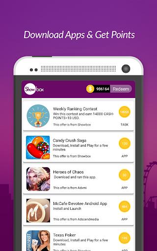 Showbox 3.1.0 screenshots 3