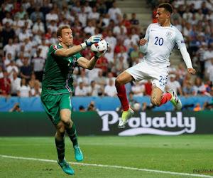 IJslandse goalie schitterde al ... op het Eurovisiesongfestival