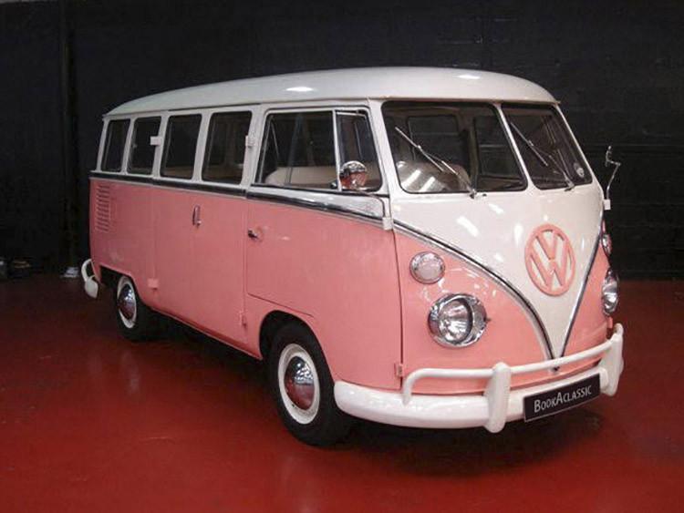 Volkswagen Split Screen Campervan Hire Glasgow