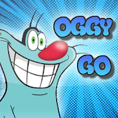 Adventure Oggy Amazing Run