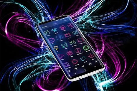 Themes App - náhled
