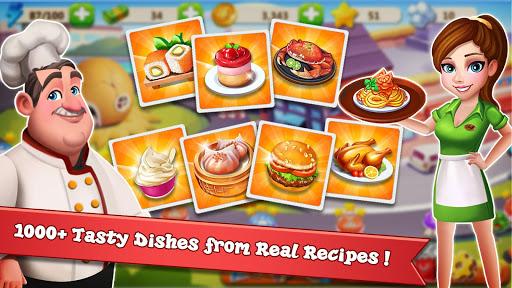 Code Triche Rising Super Chef - Jeux de Cuisine APK MOD screenshots 5