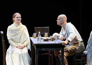 Photo: WIEN/ Burgtheater: WASSA SCHELESNOWA von Maxim Gorki. Premiere22.10.2015. Inszenierung: Andreas Kriegenburg. Christiane Von Poelnitz, Dietmar. König.  Copyright: Barbara Zeininger