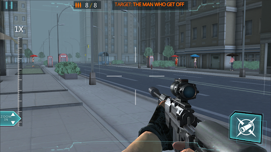 Sniper Hero:3D Screenshot