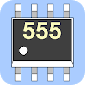 Timer IC 555 Calculator icon