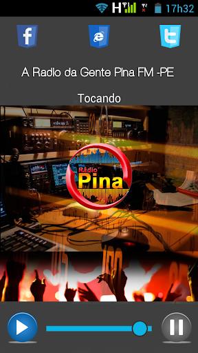 A Radio da Gente Pina FM PE