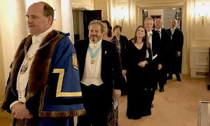 Autumn Dinner, Saddlers' Hall, Oct 2018