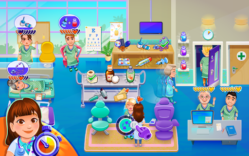 My Hospital: Doctor Game android2mod screenshots 13