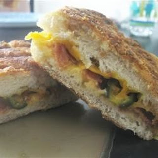 Grilled Cheese of the Gods