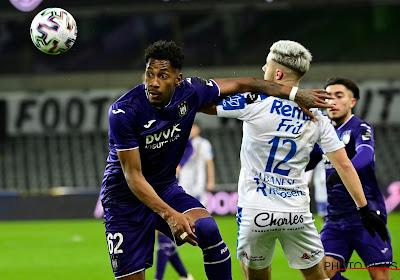 """Frank De Bleeckere formel: """"Anderlecht aurait dû obtenir un penalty contre Waasland-Beveren"""""""