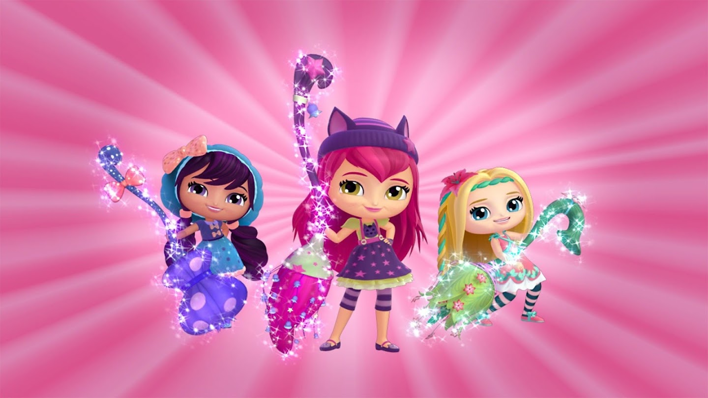 Watch Little Charmers live