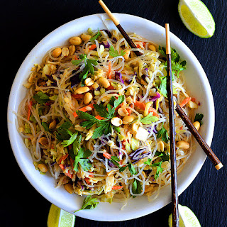Thai Cabbage Salad.