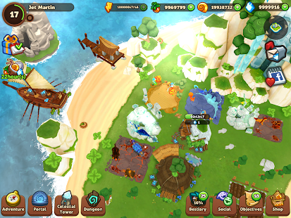 Lemuria Bay Screenshot