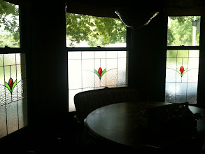 Photo: Kitchen Bay Window