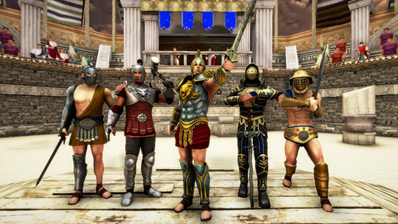 Gladiator Glory Screenshot 6