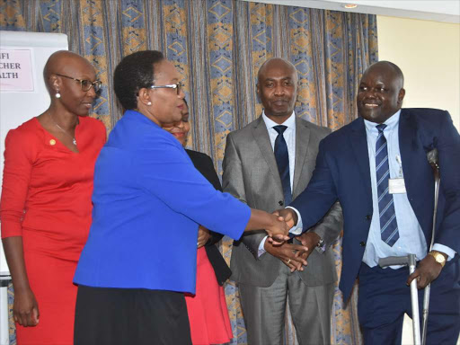 85f0cab1c8 Government unveils taskforce to spearhead NHIF reforms