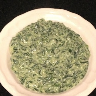 Savory Spinach Dip.