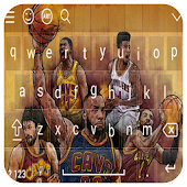 Cleveland Cavaliers Keyboard