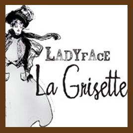 Logo of Ladyface La Grisette