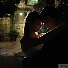 Wedding photographer Giuseppe Paone (paone). Photo of 03.04.2015