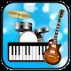 Band Game: Piano, Guitar, Drum (game)