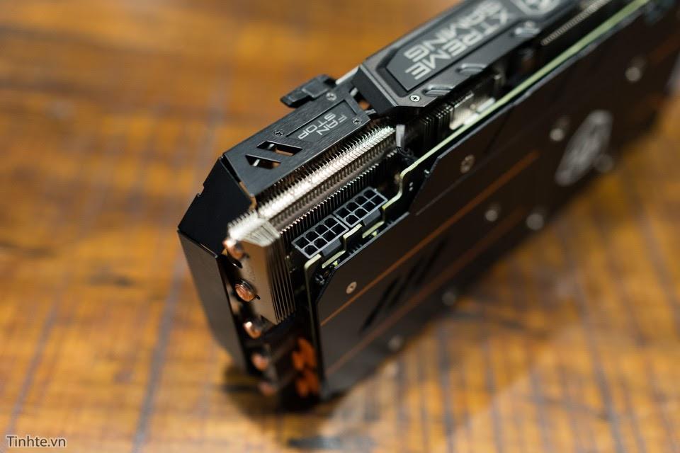 Trên tay GIGABYTE GTX 1080 XTREME GAMING: phiên bản siêu cao cấp, khủng từ ngoại hình cho đến giá