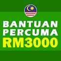 Bantuan RM3000 Percuma icon