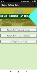 Kamus Bahasa Banjar Offline For Pc Mac Windows 7 8 10 Free Download Napkforpc Com