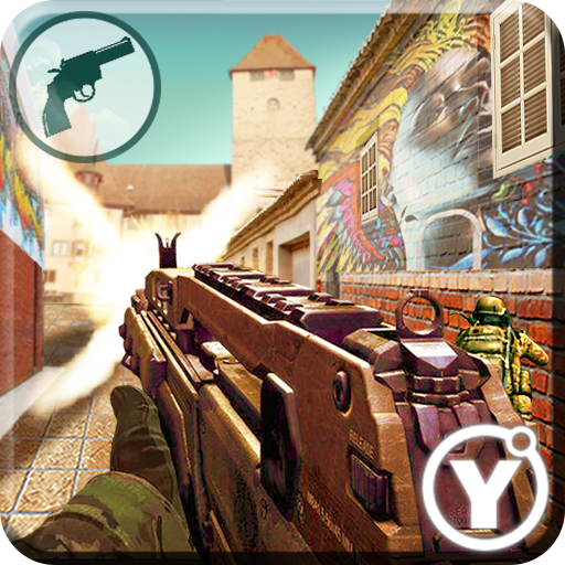 Counter Shoot Attack Terrorist Games (apk) free download for Android/PC/Windows