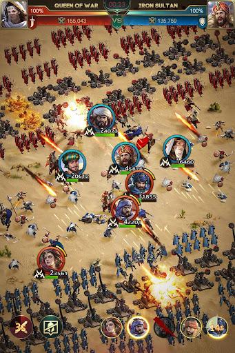 Conquerors: Golden Age 2.0.1 screenshots 8