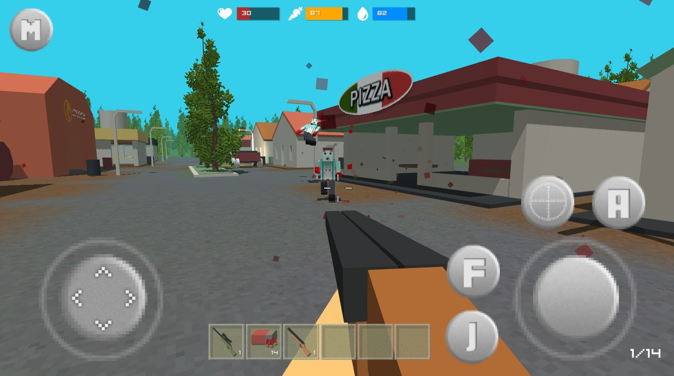 How to chat in unturned - My Unturned Survival Screenshot